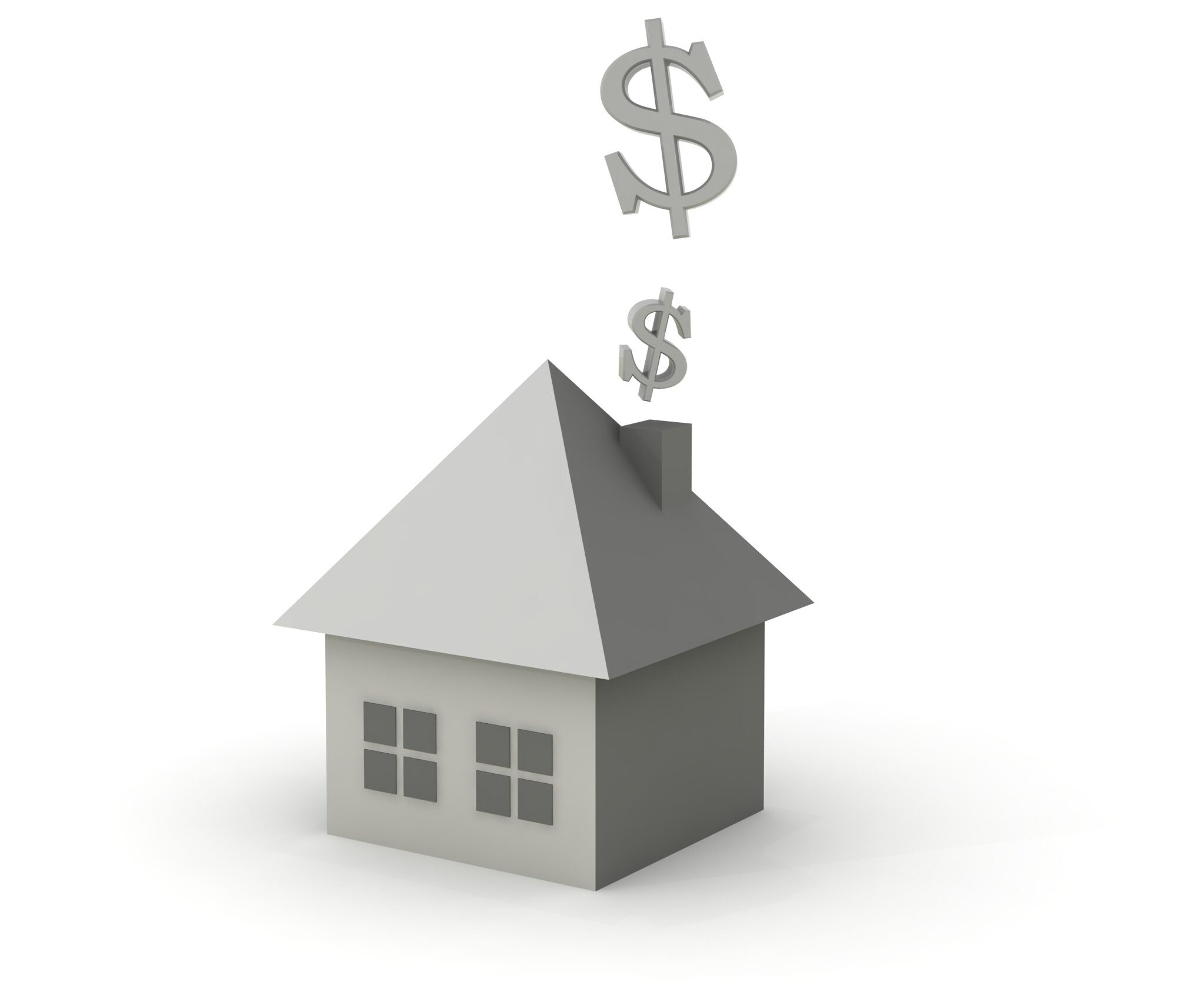 House with money for call option